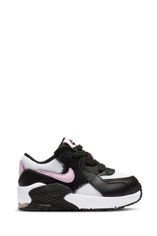 Buy Nike Black/Pink Air Max Excee