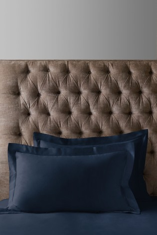 Buy Set Of 2 300 Thread Count Collection Luxe 100 Cotton Pillowcases From The Fitforhealth Online Shop