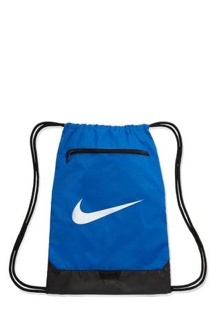 Abreviatura llorar Incidente, evento  Buy Nike Brasilia Gymsack from the Next UK online shop