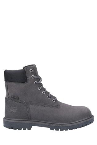Pro Grey Iconic Safety Toe Work Boots