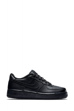 nike air force 1 junior black size 6