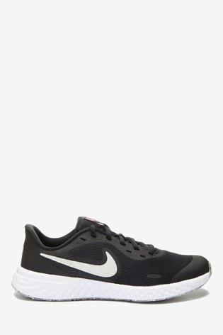 Buy Nike Black/White/Pink Revolution