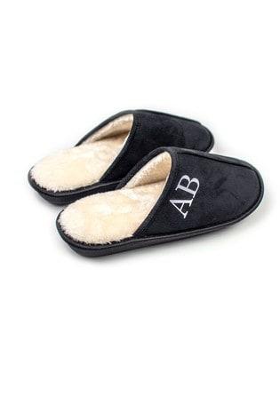 Buy Personalised Men's Mule Slippers by