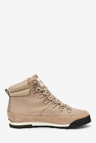 Stone Nylon Back 2 Berkeley Boots from