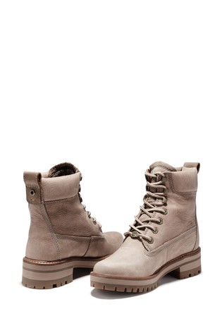 Courmayeur Valley Nubuck Lace Up Boots