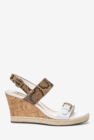 Buy Dune London Kendyll White Leather