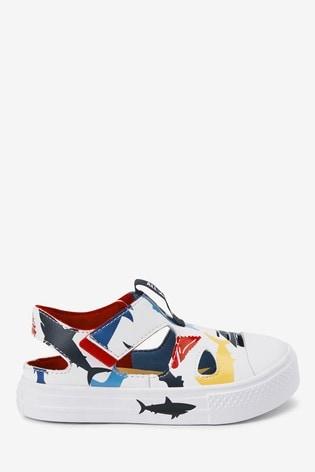Buy Converse Infant Shark Bite Sandals