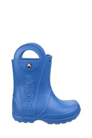 Buy Crocs™ Blue Handle It Rain Boots