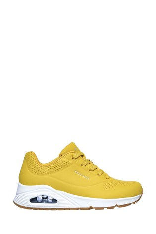 Buy Skechers® Yellow Uno Stand On Air