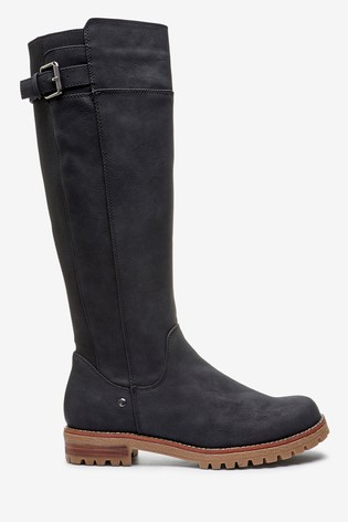 Chunky Knee High Boots from the Next UK