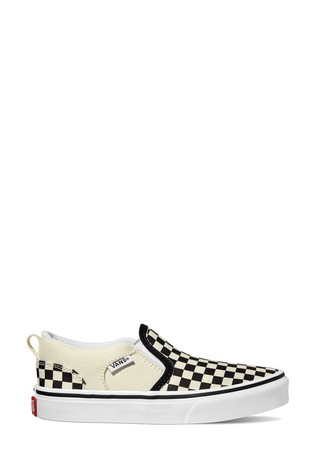 vans asher youth