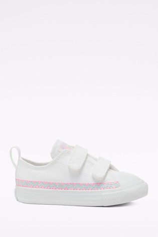 Buy Converse BFF Infant Trainers from