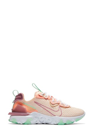Buy Nike React Vision Trainers from the