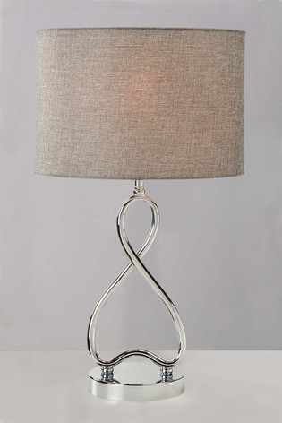 Infinity Table Lamp By Village At, Infinity Table Lamp