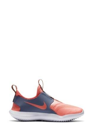 Buy Nike Run Pink Flex Runner Junior