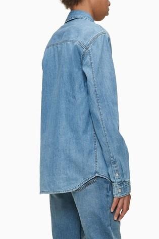 Calvin Klein Jeans monogram denim