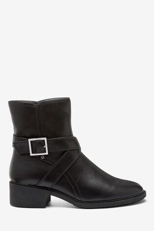 Buy Black Forever Comfort® Cross Strap