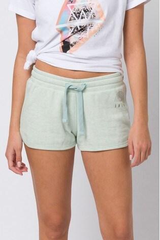 Animal Green Cheeks Sweat Shorts