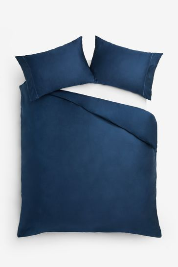 Buy 300 Thread Count 100 Cotton Sateen Collection Luxe Duvet Cover And Pillowcase Set From The Fitforhealth Online Shop