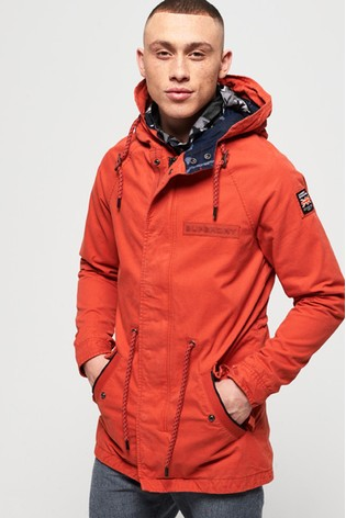 b2f6f2f45019 Buy Superdry Aviator Rookie Parka Jacket from the Next UK online shop