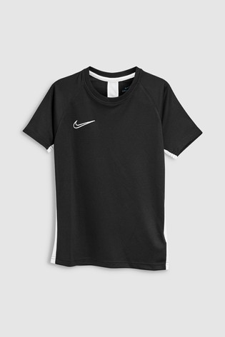 80d51ae0 ... Mens Soccer Top Source · Buy Nike Dri FIT Academy T Shirt from the Next  UK online shop