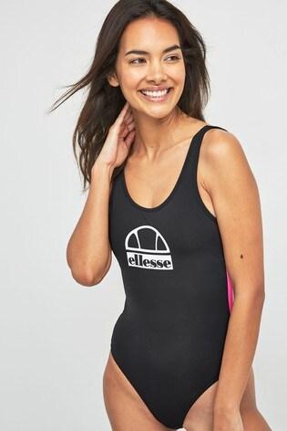 06a551e7ae Ellesse™ Black Dolores Swimsuit