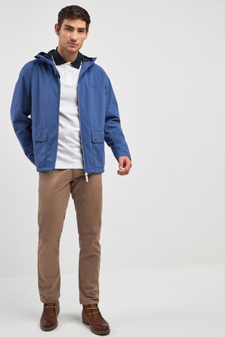 972685ea375c2 Buy Barbour® Blue Howtown Jacket from Next Ireland