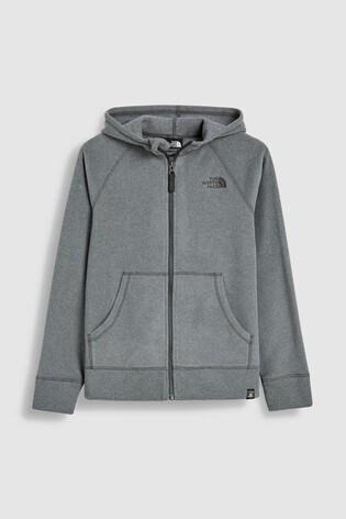 nouveaux styles 333ba 1e5d5 The North Face® Youth Glacier Full Zip Fleece
