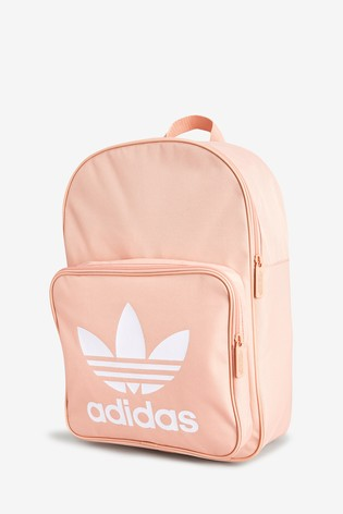 3a79c74bd5 Buy adidas Originals Pink Classic Backpack from Next USA