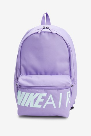 b602f10220f7 Buy Nike Purple Heritage Air Backpack from the Next UK online shop
