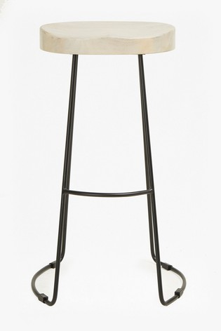 87208aba692 Buy French Connection Roger Blond Bar Stool from the Next UK online shop