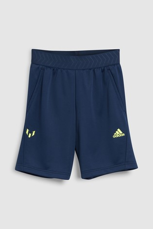 9979a07e Buy adidas Messi Navy Short from Next New Zealand
