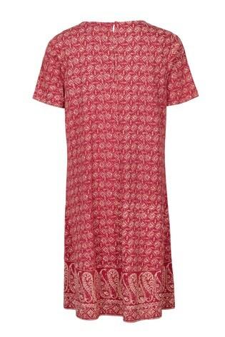 21ef8728a70 Buy FatFace Deep Claret Simone Daisy Diamond Dress from Next Netherlands