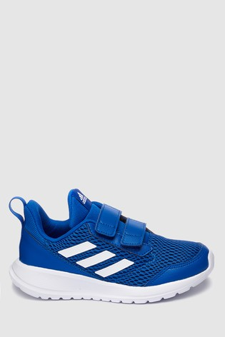 huge discount 14902 6e352 Blue adidas Altarun Pre-School ...