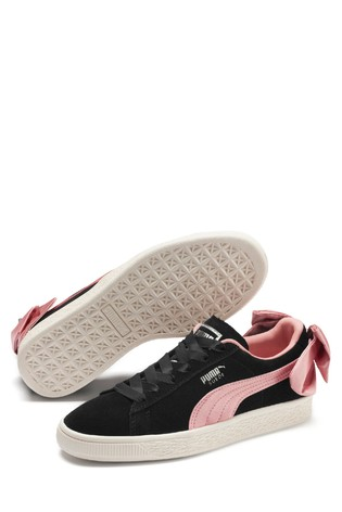 puma Suede Bow Junior