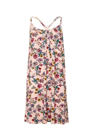 4cf309fc7c Buy Figleaves Pink Chloe Hidden Support Chemise from Next Ireland
