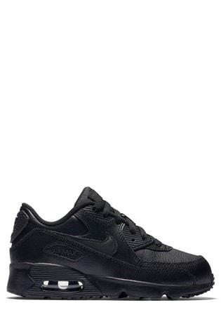 tout neuf 11fde cad5f Nike Air Max 90 Junior Trainers