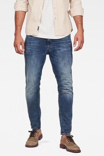 432e1e82fea3 Buy G-Star Medium Aged D Staq 3D Slim Jean from the Next UK online shop