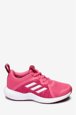 acheter pas cher 46eed 98163 adidas Run Pink FortaRun Junior & Youth Trainers