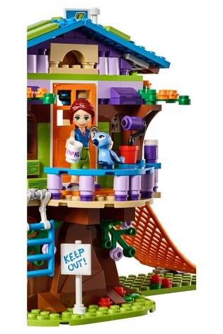 Buy Lego Friends Mias Tree House From Next Germany