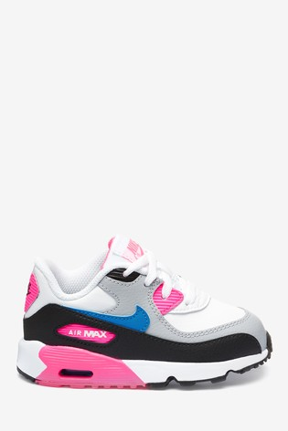 Nike Girls Air Max Thea Sneakers Sale Online White