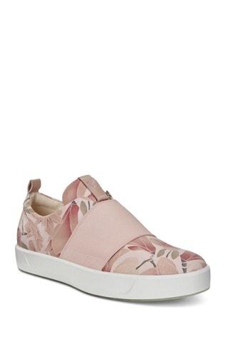 c82aae17 Buy ECCO® Pink Slip-On Sneaker from Next Ireland