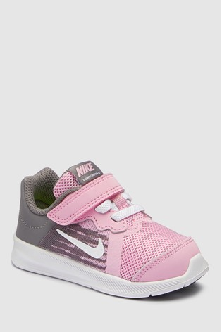 e4d3c48d27 Buy Nike Run Pink Downshifter 8 Infant from the Next UK online shop