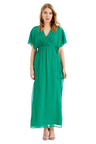 d56c43b4e773 Buy Phase Eight Green Hyria Chiffon Maxi Dress from the Next UK ...