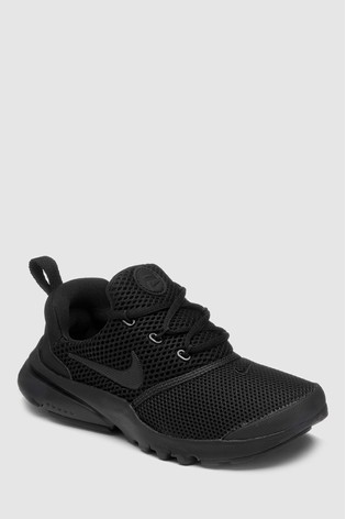 339cad9b49 Buy Nike Black Presto Fly Junior from Next France