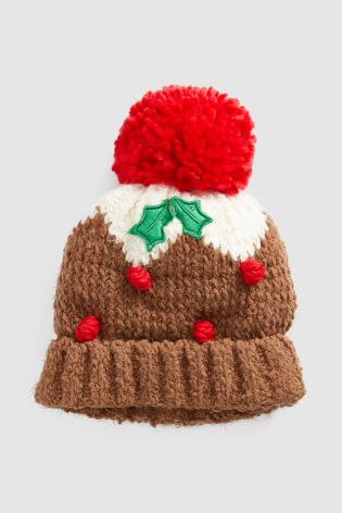 a0f557671c291 Buy Christmas Pudding Hat from Next Ireland