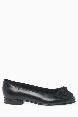 low priced badbd 63cee Gabor Black Amy Shoe