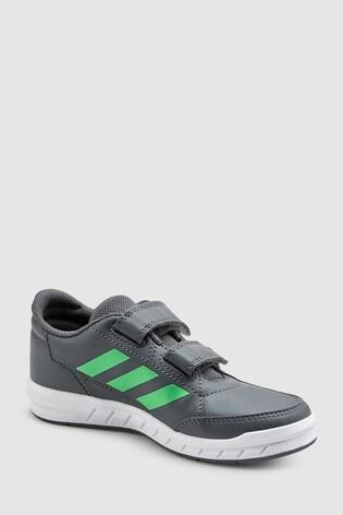 huge discount 7e3e2 8e601 Grey adidas Altasport Velcro Junior   Youth ...