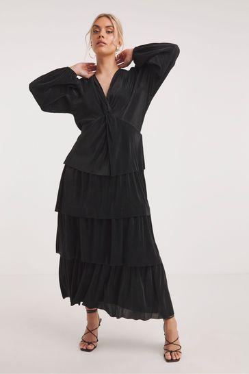 c3f9d9a3 Черные беговые кроссовки adidas FortaRun (для детей и подростков) ...