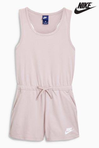 0fd04d37eae Buy Nike Pink Romper from Next Ireland